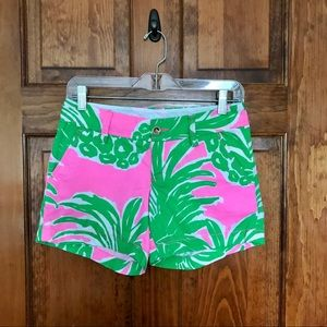 "LILLY PULITZER CALLAHAN 5"" SHORTS"